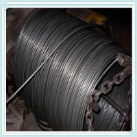 Buy cheap SAE1008 Steel Wire Rod with dia 5.5mm from wholesalers