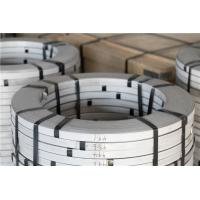 China 201 304 316l Cold Rolled Stainless Steel / Round Stainless Steel Strips on sale