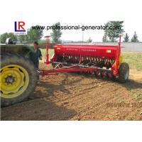 China 3.6m Drilling Width 24 Rows Agricultural Machinery And Equipment For Seeding / Fertilizing on sale