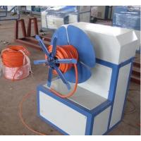 China Plastic PVC Pipe Ectrusion Machine , PVC Fiber Reinforced Pipe Extrusion Line on sale