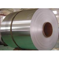 Buy JIS / ASTM 430 Grade Stainless Steel Strip Coil 0.1 - 1.5mm BA Oxidation Resistance at wholesale prices