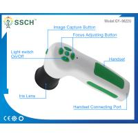 Quality Handheld 12 MP Iriscope USB Iridology Camera For Professional Ophthalmology , CE for sale