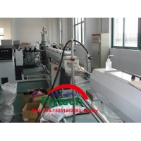 Quality 110MM PPR PIPE PRODUCTION LINE / 110MM PPRC PIPE MAKING MACHIINE / PPR PIPE PLANT / PPRC PIPE EXTRUSION MACHINERY for sale