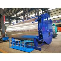 Quality Fully Automatic Oil Fired Hot Water Boiler / Industrial Water Boiler ISO9001 for sale