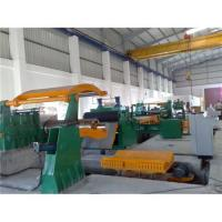 Quality Slitting line for 0.6-6mm thickness for sale