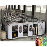 Quality Soft Carbonated Drinks Production Pepsi Making Machine Complete Line CE SGS for sale