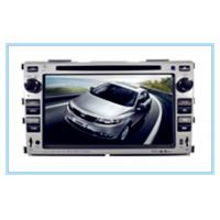 Quality KIA Two DIN 7'' Car DVD Player special for Forte with gps/TV/BT/RDS/IR/AUX/IPOD for sale