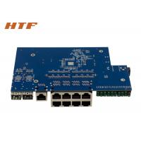 Quality Managed Gigabit Network Switch Module PCB Board With 8 Port 10/100/1000M + 2SFP Port for sale