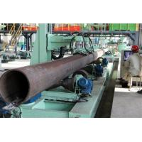 Quality API 2B Certified LSAW/Welded Carbon Steel Pipes used in pile structures for sale