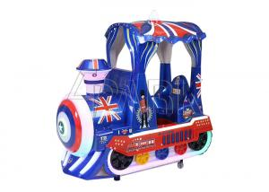 Quality Coin Operated Woo Woo Small Train for sale