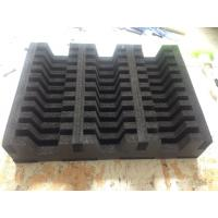 China Specilized in CNC the XPE foam black xpe foam packing on sale