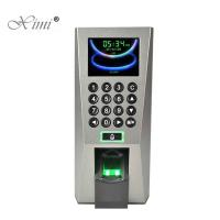 Quality Hot!! F18 TCP/IP USB Biometric Fingerprint Access Control Standalone Door Access Control Products for sale