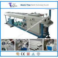 Quality PVC Electric Conduit Making Machine Manufacturing Machinery For PVC Conduits for sale