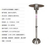 Quality Commercial 46000 BTU Round Patio Heater For Garden All Season Warmth for sale
