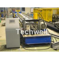 Quality C Section Cold Roll Forming Machine / C Channel Roll Forming Machine With 1.5-3.0mm Forming Thickness for sale