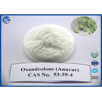 Quality Cas 53 39 4 Raw Powder Steroids 99% Purity Oxandrolone Anavar Pills for sale