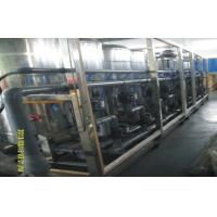 Quality Stationary Single Grade RO Seawater Desalination Equipment Water Purification Plant for sale