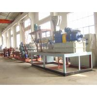 Quality Electric PVC Transparent Plastic Sheet Machine With 3000mm Width for sale