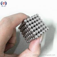 Quality Neocubes D5mm N35 magnetic balls for sale