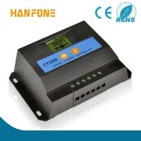 Hanfong  LCD/LED high quality pwm solar charge controller/regulator 10a 12/24v with CE ROHS