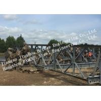 Quality Lightweight Structure Temporary Usage Military Bailey Bridge for Emergency Application for sale