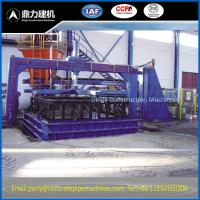 precast concrete culvert box machine