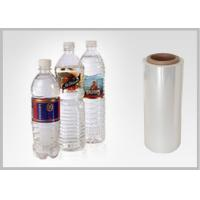 Quality Leak Proof PET Shrink Film Food Grade 35mic - 50mic Thickness for sale