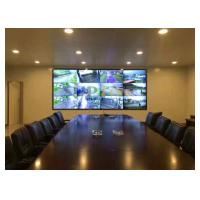 Quality Indoor Seamless LCD Video Wall Multi Screen 4K Input OEM / ODM Acceptable for sale