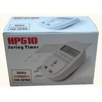 Buy cheap 24H Buit In Battery Power Saving LCD Digital Timer Switch from wholesalers