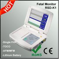Buy cheap Multi Function 10 Inch Fetal Monitor with Printer from wholesalers