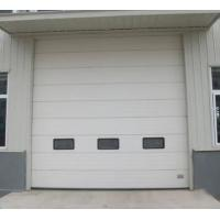 Quality Logistic Park Overhead Sectional Door Heavy Duty 8000mm Panels Length for sale