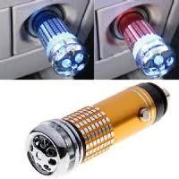 Quality Refresh air million/CM3 Negative ion concentration Car Oxygen Bar with LED indicator for sale