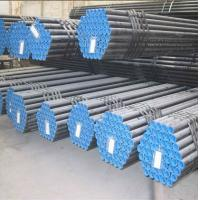 Quality Anti - Rust Oil Painted Seamless Steel Pipe , Cold Rolled Steel Tubes With NBK Heat Treatment for sale