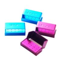 Quality Opening 15 holes Bur Disinfection Box for sale