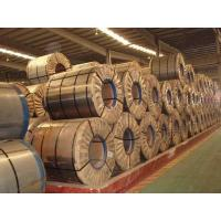 China Prime Cold Rolled Steel Coils / Packing Strip / Strap , Inner Diameters 508mm / 610mm on sale