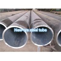 Quality 45 - 500mm OD Lined Steel Pipe, Hot Rolled Seamless Steel Pipe For Gas / Oil Transportation for sale
