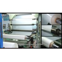 Buy 100 micron Anti-static Cold Peel Matt Heat Transfer Print Release PET Film For at wholesale prices