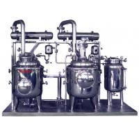 Quality Small Industrial Extraction Equipment Concentrating Recovery Device for sale