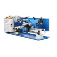 Quality Benchtop Metal Lathe Variable Speed Lathe Machine Automatic High Precision for sale