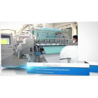 Buy cheap Computerized Industrial Multi Needle Quilting Machine 64 Inches Lockstitch from wholesalers