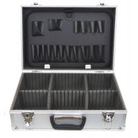Quality 42cm Lockable Aluminium Flight Carry Case for sale