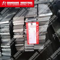 Quality Good Quality Flat spring steel bars for sale