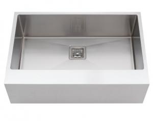 Quality Farmhouse Apron Front Stainless Steel Single Bowl Double Bowl Stainless Steel Farmhouse Sink for sale