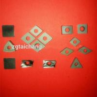 Quality Customized Tungsten Carbide Inserts , Tungsten Drill Bit ISO Certificated for sale