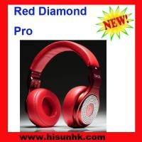 Quality Hot sale red monster diamond pro,beats pro headphones by beats dr dre for sale