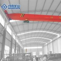 China 1 Ton LB Type Explosion Proof Single Girder Bridge Crane With Electric Hoist on sale
