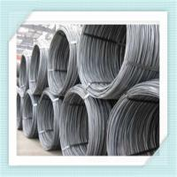Buy cheap SAE 1008B 5.5 mm steel ms wire rod coil from wholesalers