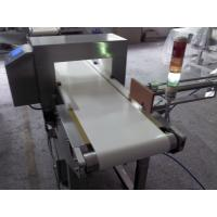 Quality Tabletop Food Safety Detector Conveyor Metal Detector For Food Process Industry for sale