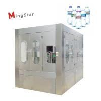 China Good Price Industrial Pet Drinking Fully Automatic Water Filling Machine High Performance on sale