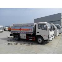 Quality 2016 model Dongfeng duolika 8000L capacity fuel tank truck for sale for sale